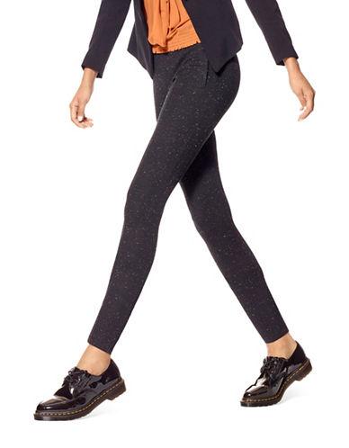Hue Loafer Skimmer Leggings-BLACK-Medium 88623003_BLACK_Medium