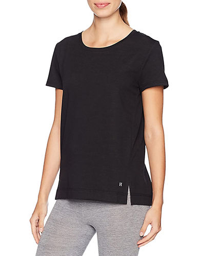 Hue Interior Script T-Shirt-BLACK-Large 89298357_BLACK_Large