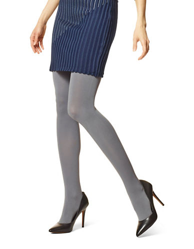 Hue StyleTech Blackout Tights-GREY-2