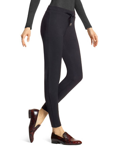 Hue Classic Legging-BLACK-Medium