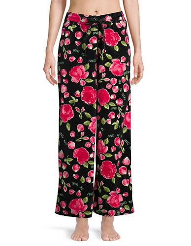 Hue He Loves Me Pyjama Pants-BLACK-Large