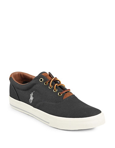 Polo Ralph Lauren Vaughn Sneakers-GREY-7
