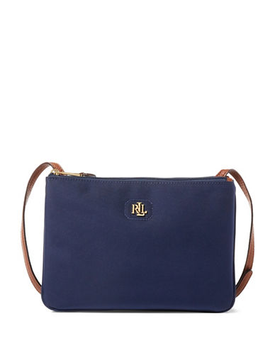 Lauren Ralph Lauren Tara Crossbody Bag-BLUE-One Size