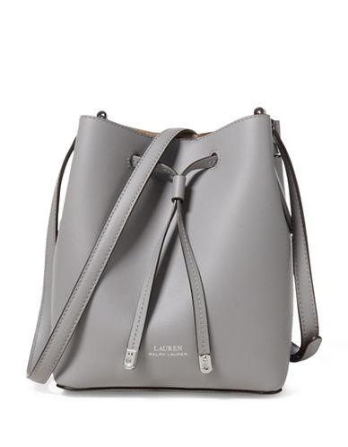 Lauren Ralph Lauren Mini Shoulder Bag-GREY-One Size
