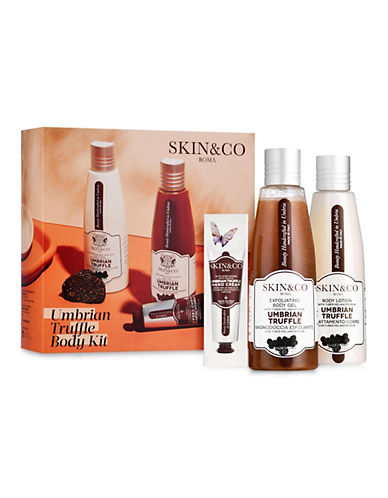 Skin & Co Three-Piece Umbrian Truffle Body Kit-NO COLOUR-One Size
