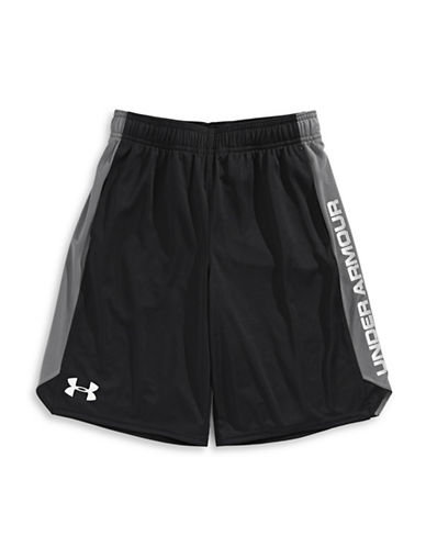 Under Armour Eliminator HeatGear Shorts-GREY-7-8