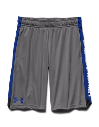 Under Armour Eliminator HeatGear Shorts-GRAPHITE-Small 88422757_GRAPHITE_Small