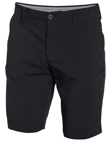 Under Armour Matchplay Short-BLACK-32