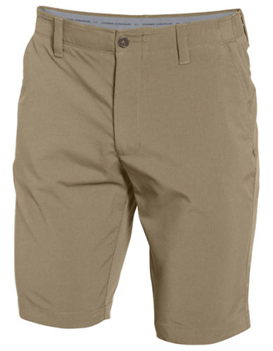 Under Armour Matchplay Short-BEIGE-30