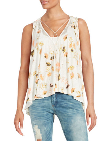 Free People Love Potion Swing Top-WHITE-X-Small 88373765_WHITE_X-Small