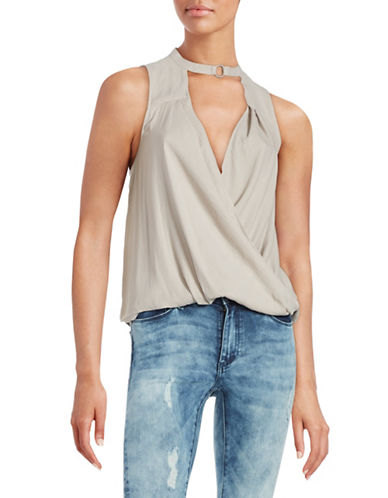 Free People So Fine Cowl Top-GREY-X-Small 88482463_GREY_X-Small