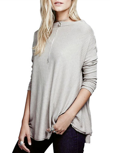 Free People Lover Rib Thermal Top-TAUPE-Small 88643006_TAUPE_Small