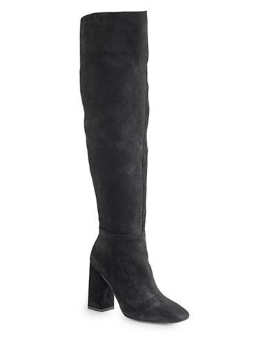 Free People Liberty Heel Boots-BLACK-EUR 38/US 8