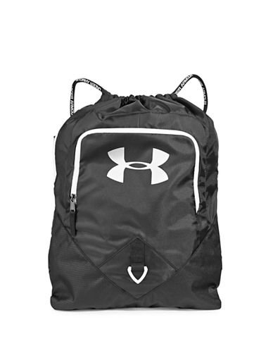 Under Armour Undeniable Drawstring Sackpack-BLACK-One Size 87744767_BLACK_One Size