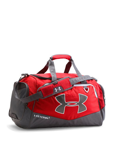 Under Armour Storm Undeniable II Medium Duffle Bag-RED-One Size 88510093_RED_One Size