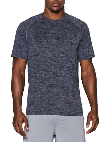Under Armour Tech T-Shirt-ACADEMY BLUE-Small 88137060_ACADEMY BLUE_Small