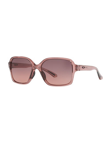 Oakley Proxy VR50 54mm Square Sunglasses-PINK-One Size