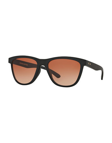Oakley Moonlighter 53mm Wayfarer Sunglasses-BLACK/TORTOISE-One Size