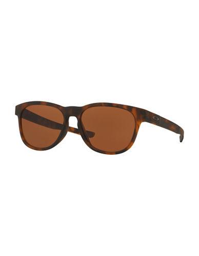 Oakley Stringer Mate 55mm Wayfarer Sunglasses-TORTOISE-One Size
