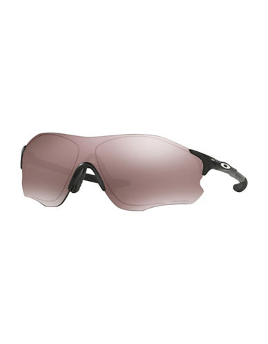 Oakley EVZero Path 38MM Wrap Sunglasses-BLACK-One Size
