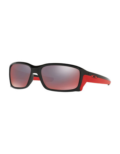 Oakley Straighlink 58mm Sunglasses-BLACK-One Size