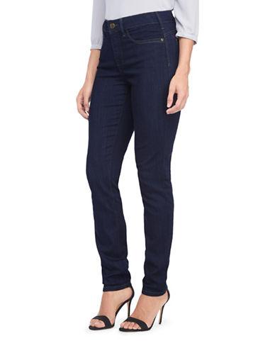 Nydj Plus Plus Plus Skinny Denim Leggings-BLUE-20W plus size,  plus size fashion plus size appare
