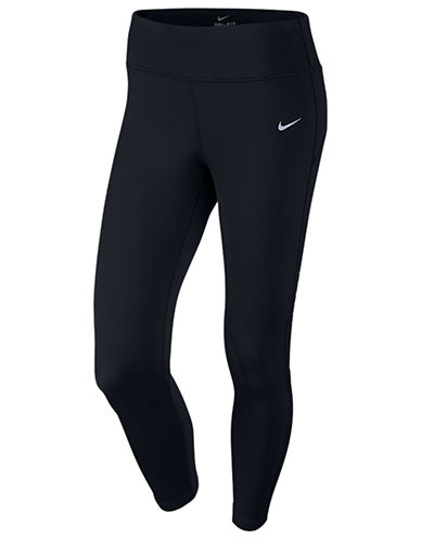 Nike Epic Lux Cropped Leggings-BLACK-Medium 87662304_BLACK_Medium
