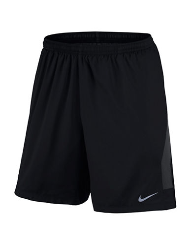 Nike Flex Running Shorts-BLACK-Large 88832698_BLACK_Large