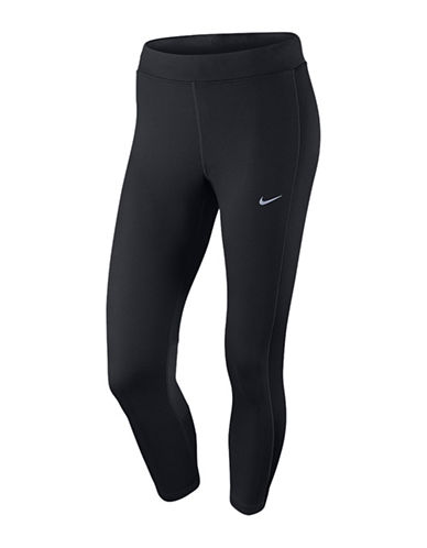 Nike Essential Cropped Tights-BLACK-X-Large 88755790_BLACK_X-Large