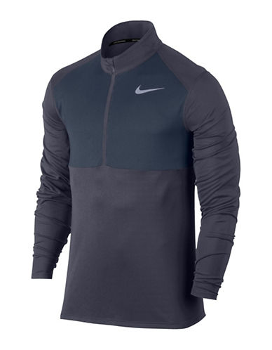 Nike Corre Running Top-GREY-Medium 89848039_GREY_Medium