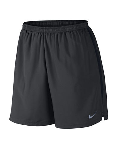Nike Rapid Running Shorts-GREY-X-Large 89073678_GREY_X-Large