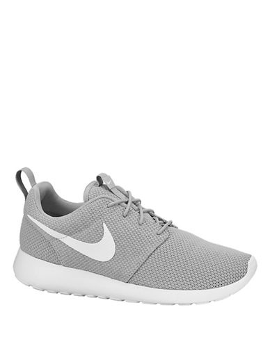 Nike Roshe Run Shoes-WOLF GREY-7.5