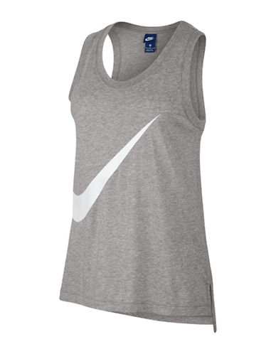 Nike Sportswear Tank Top-DARK GREY-X-Small 88952987_DARK GREY_X-Small