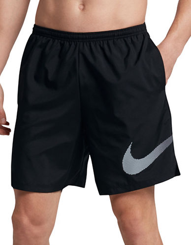 Nike Dry Running Shorts-BLACK-Large 89017759_BLACK_Large