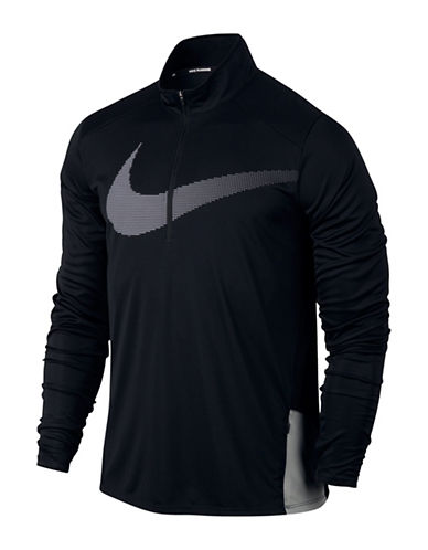 Nike Dry Running Top-BLACK-Large 88973845_BLACK_Large
