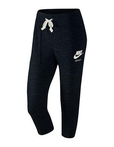 Nike Gym Vintage Capris-BLACK-X-Large 88390796_BLACK_X-Large