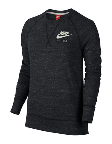 Nike Gym Vintage Crew Neck Sweater-ANTHRACITE-X-Large 88958415_ANTHRACITE_X-Large