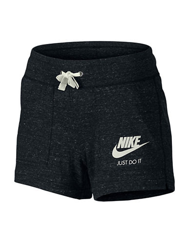 Nike Gym Vintage Shorts-BLACK-Large 88337365_BLACK_Large