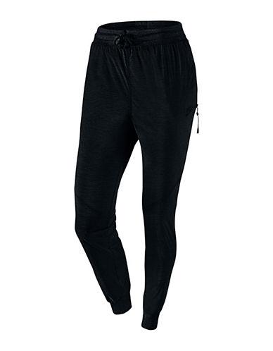 Nike Bonded Woven Pants-BLACK-X-Large 88183775_BLACK_X-Large