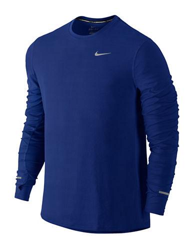 Nike Dri-Fit Contour Long-Sleeve Top-ROYAL BLUE-Medium 88739728_ROYAL BLUE_Medium