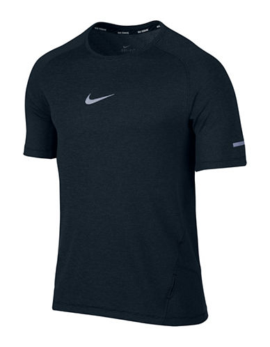 Nike Dri-FIT AeroReact T-Shirt-BLACK-Medium 88501573_BLACK_Medium