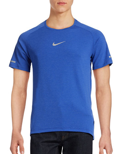 Nike Dri-FIT AeroReact T-Shirt-ROYAL BLUE-Small 88501577_ROYAL BLUE_Small