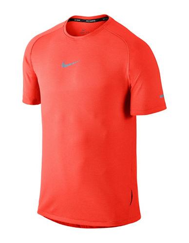 Nike Aeroreact Running T-Shirt-CRIMSON-Small 88739737_CRIMSON_Small