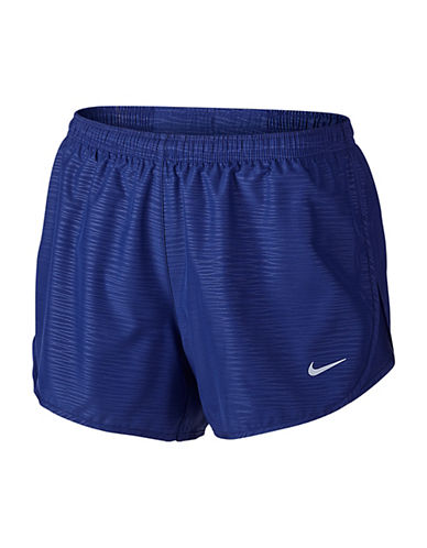 Nike Tempo Modern Embossed Shorts-BLUE-Small 88184127_BLUE_Small