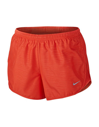 Nike Modern Embossed Tempo Shorts-RED-Large 88547874_RED_Large