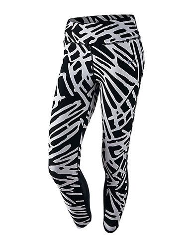 Nike Palm Epic Lux Running Capris-BLACK-X-Large 88184145_BLACK_X-Large