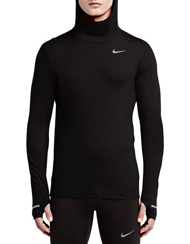 Nike Dry Element Running Hoodie-BLACK-Large 89087425_BLACK_Large
