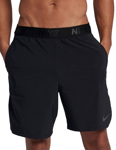 Nike Flex Training Shorts-BLACK-Large 90029893_BLACK_Large