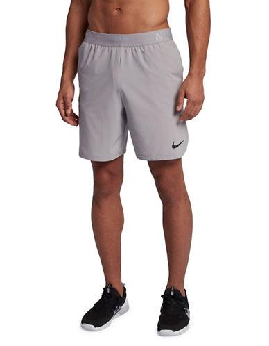 Nike Flex Training Shorts-GREY-Large 90029898_GREY_Large