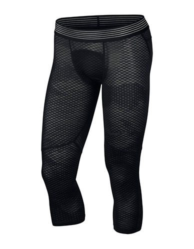 Nike Lightweight Pro Hypercool Tights-BLACK-Small